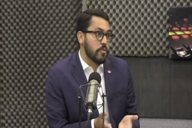 Video: Yuri Rodríguez sobre encuesta Greenberg: «Es absurdo que Luis Abinader duplique a Gonzalo Castillo»