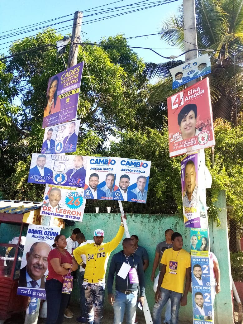 Elecciones municipales: Detienen a candidato del PRM por «repartir dinero» en Boca Chica