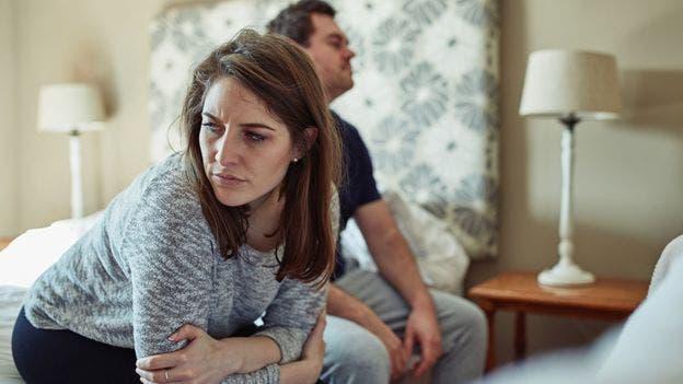 El coronavirus cambió las reglas de juego y ahora muchas parejas se ven obligadas a pasar día y noche encerradas en sus casas por semanas.
