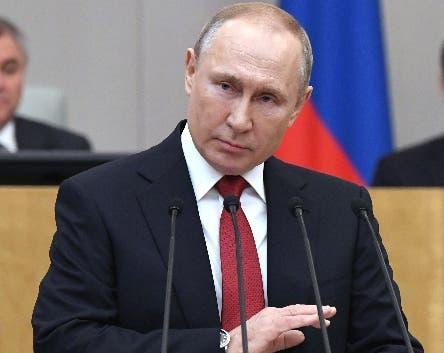 Putin da una semana de vacaciones a los rusos para frenar la pandemia