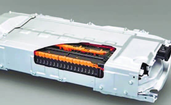 Toyota: batería para híbridos y eléctricos