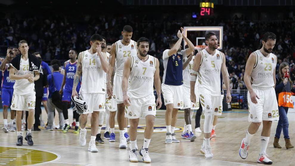 Jugador del Real Madrid dio positivo al coronavirus