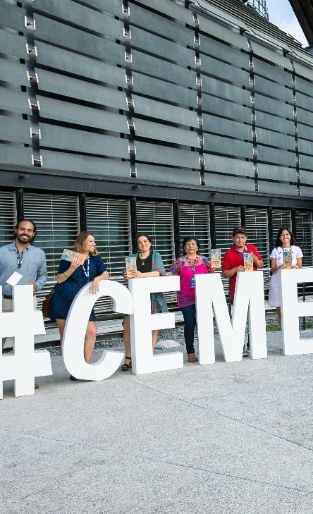 Cemex convoca a premio de agentes de cambio