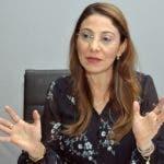 Doctora Alma Morales, representante  OPS en el país. FOTO:  Arlenis Castillo