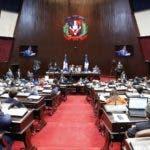 Diputados sesionan con mascarillas.   Hoy/Fuente Externa 19/03/20