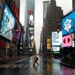 Nueva York el gran epicentro del coronavirus en EEUU.