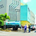 Reportaje fumigacion en distrito por cuarentena /Hoy/27-03-2020/Ana Marmol /Juan Maria Ramirez