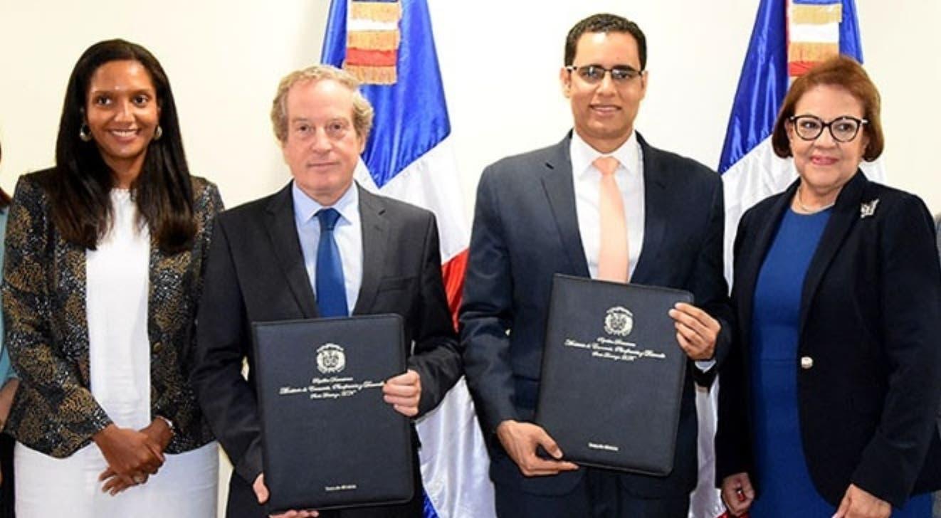 Agencia Francesa de Desarrollo dona 1.6 millones de euros  para el Plan Sierra