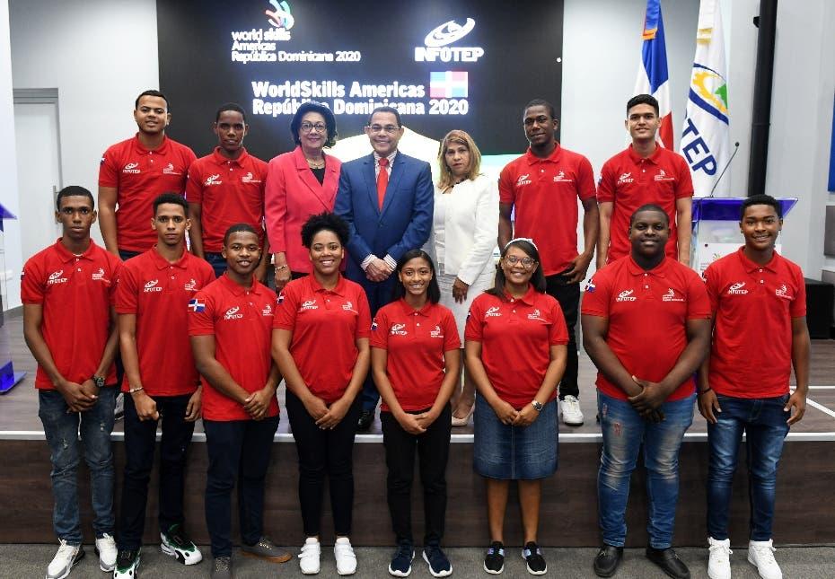 Infotep anuncia República Dominicana será sede WorldSkills Américas 2020
