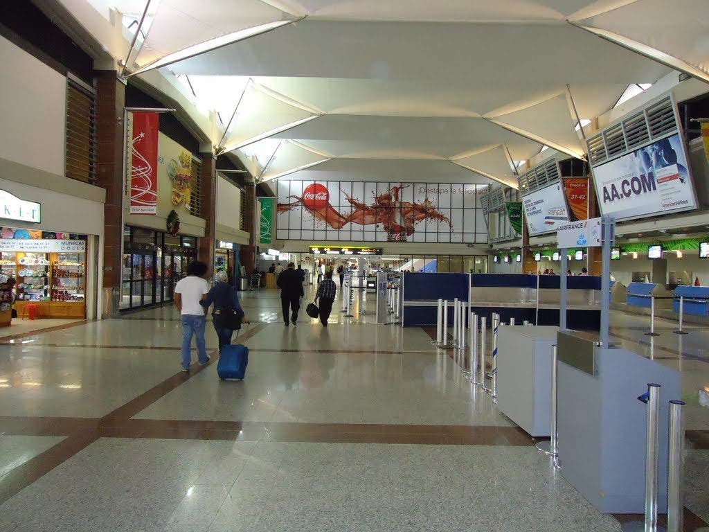 Se registra disminución de vuelos en RD tras propagación del coronavirus