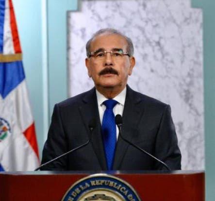 EN VIVO: Danilo Medina habla al país sobre medidas ante crisis COVID-19
