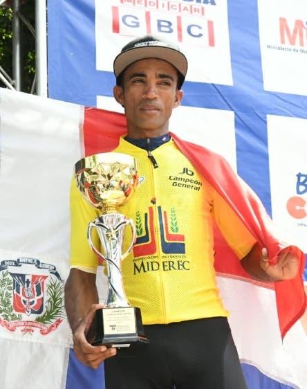 Ismael Sánchez gana su 4ta corona en la Vuelta