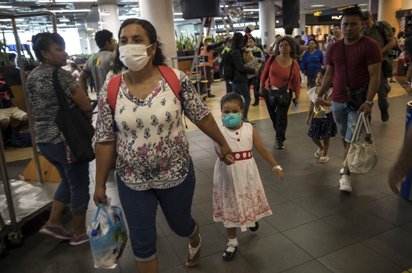 Pasajeros lleguen a España deberán someterse a control sanitario