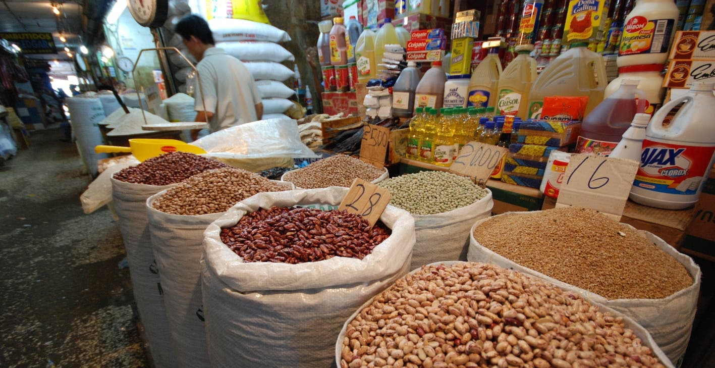 Aseguran inflación alimentaria de RD está entre las mayores de América Latina