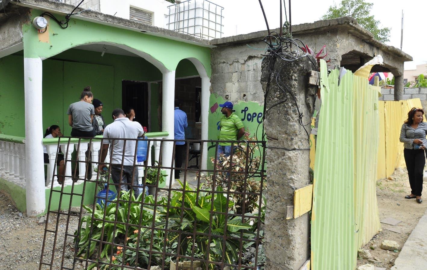 Como Es Vivir En Haiti hoy digital - en luto y tristeza familia chofer propagás