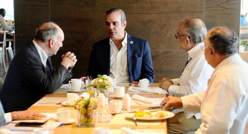 Alianza Progresista sesiona hoy y mañana en el país; darán respaldo a candidatura de Luis Abinader