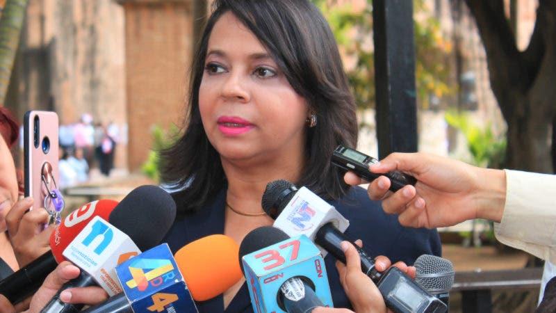 Anina Del Castillo, titular de Pro Consumidor
