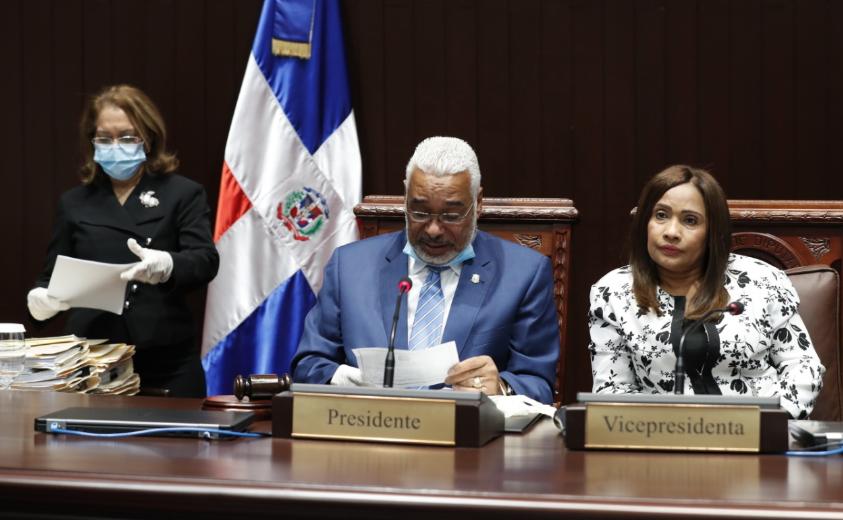 EN VIVO: Diputados conocen resolución autoriza declarar emergencia nacional por coronavirus