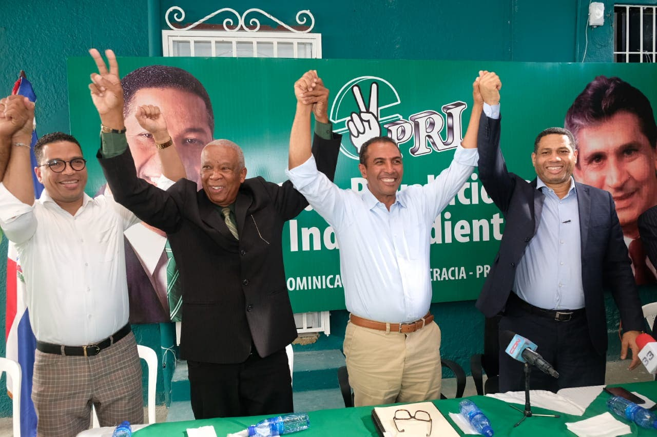 Trajano Santana ratifica respaldo del PRI a candidatura a alcalde de Domingo Contreras