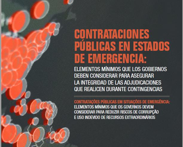 Coronavirus: Riesgos de corrupción aumentan en los períodos de emergencia en países como RD