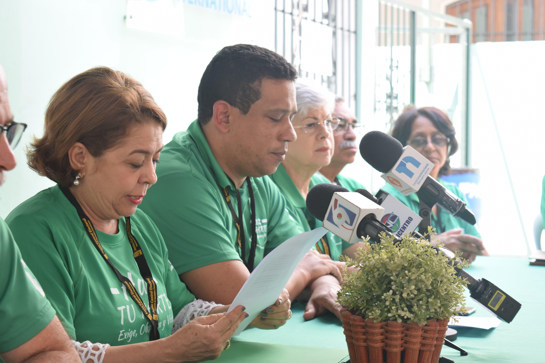 Participación Ciudadana exige observar reuniones de Diálogo Nacional