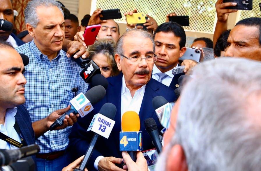 Danilo Medina dice anunciarán medidas para sector productivo por coronavirus