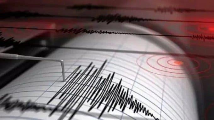 Se registra temblor de tierra en República Dominicana