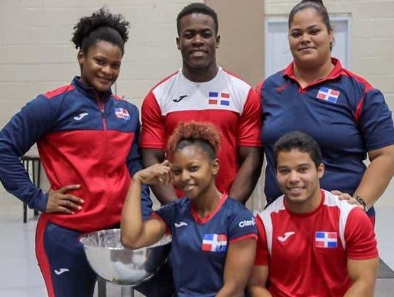 Pesas de RD conquista 13 medallas en Cuba