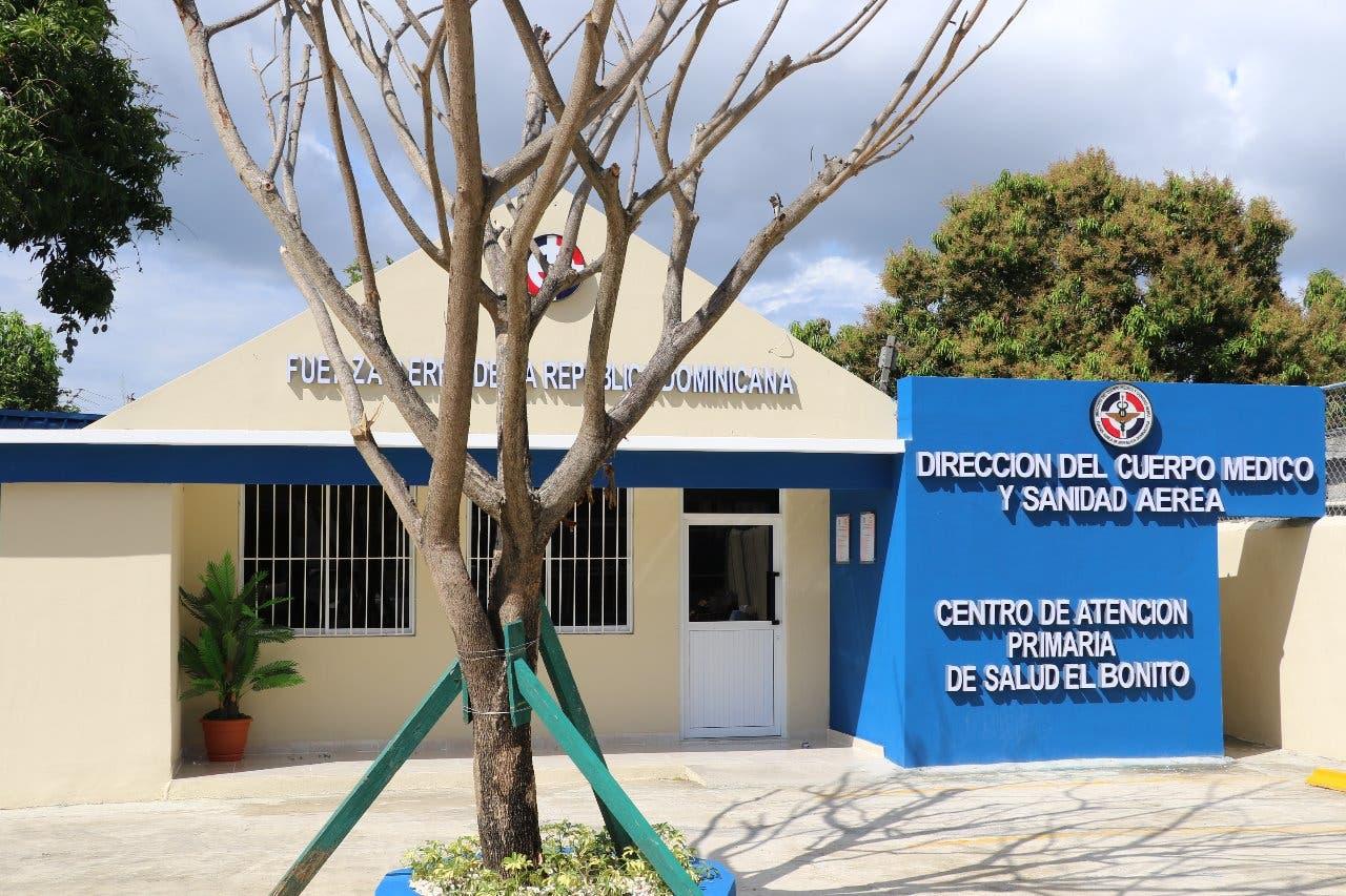 FARD entrega completa remodelación del Centro de Atención Primario  «El Bonito»