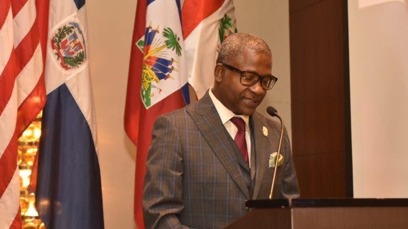 Ulrick Gaillard, presidente de BRA Dominicana.