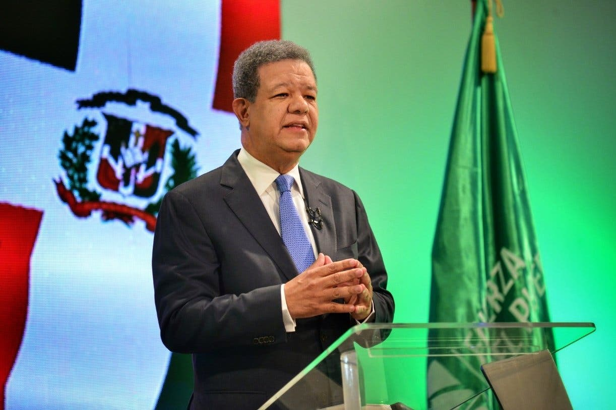 Video: El discurso de Leonel Fernández donde rechaza Consejo Económico organice diálogo nacional