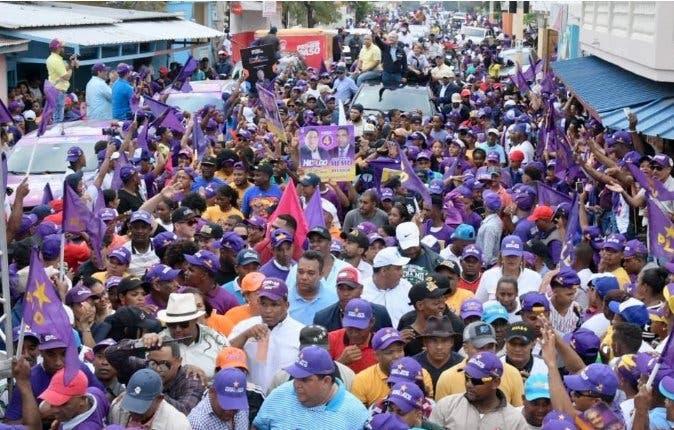 Gonzalo Castillo afirma continuará su respaldo a candidatos municipales