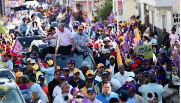 Gonzalo Castillo promete continuar impulso de agropecuaria en Moca