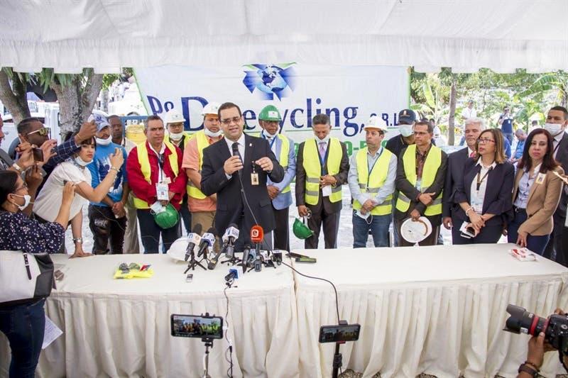 JCE incinera boletas y material sobrante de pasadas elecciones municipales