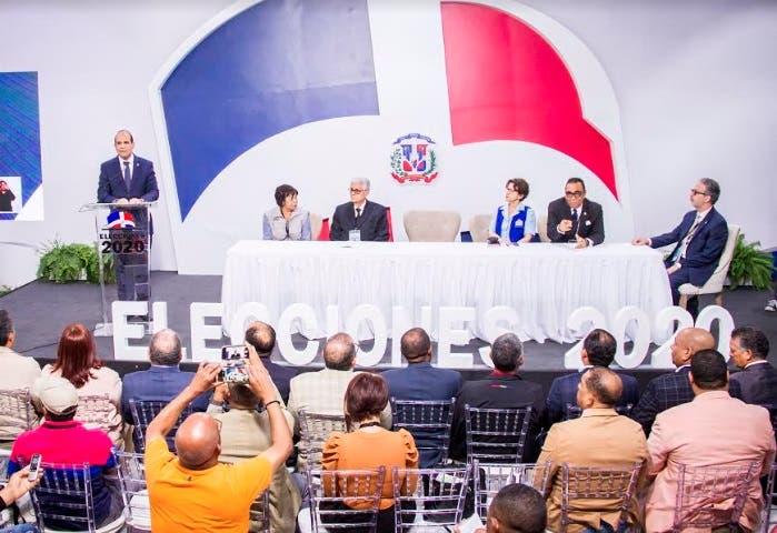 Presidente de la JCE: La democracia de República Dominicana ha sido salvada