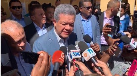 Leonel Fernández: No fue oportuno ni prudente medidas del Covid-19 anunciadas anoche