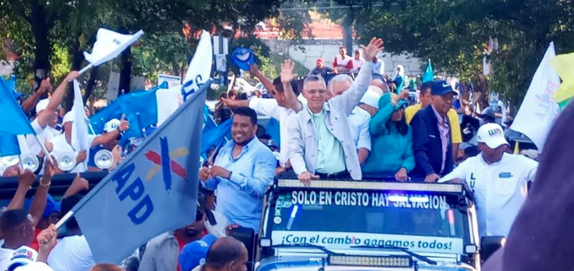 Manuel Jiménez asegura munícipes vigilarán elecciones para prevenir «trampas»