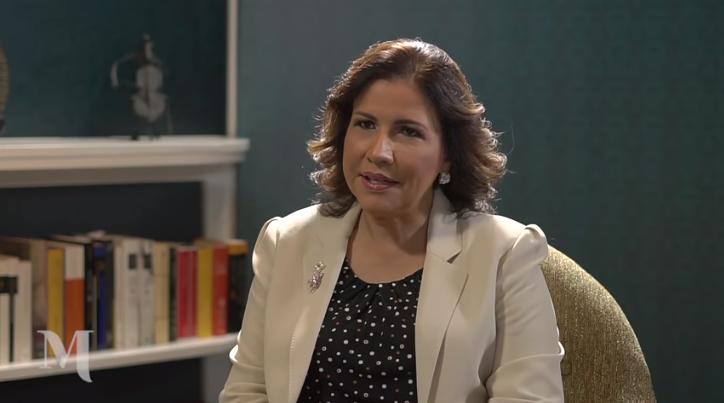 Margarita Cedeño asegura tomaría licencia de cargo si la JCE lo dispone