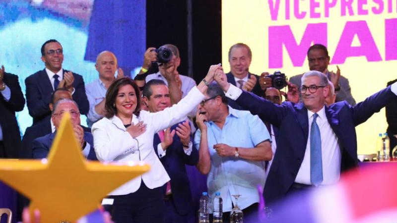 Navarro designado jefe de campaña de Margarita Cedeño