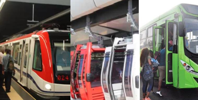 Gobierno prohíbe circulación autobuses OMSA, Metro y Teleférico