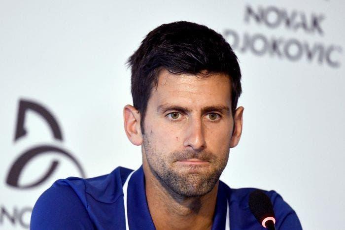 """Novak Djokovic:  """"Ayuden a los médicos que trabajan con los infectados por el coronavirus»"""