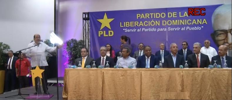 Gonzalo Castillo: Pese  campaña de descrédito, PLD logró 44.27 % de posiciones electivas