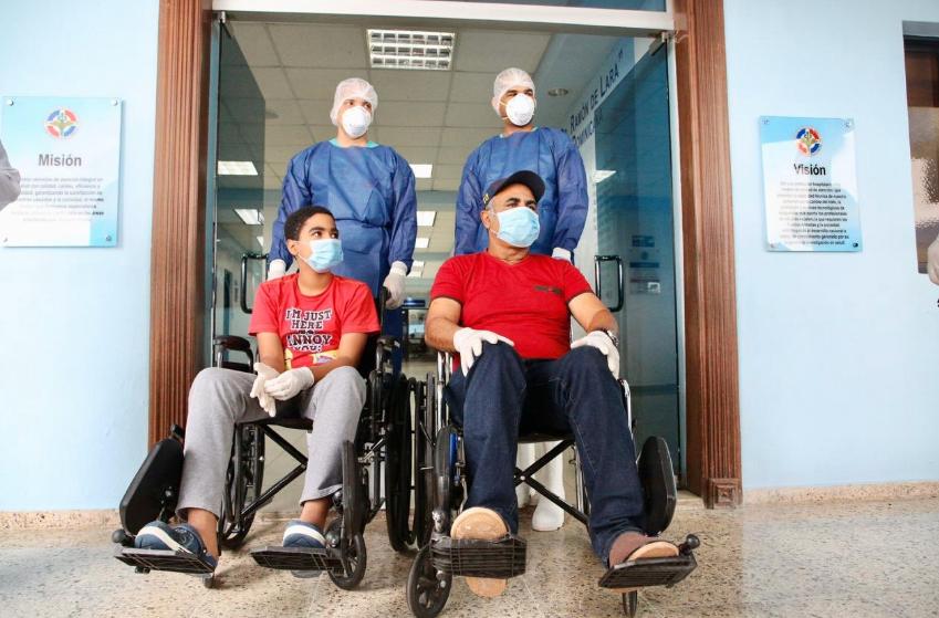 Coronavirus en RD: Dan de alta a  primeros pacientes; ya se curaron