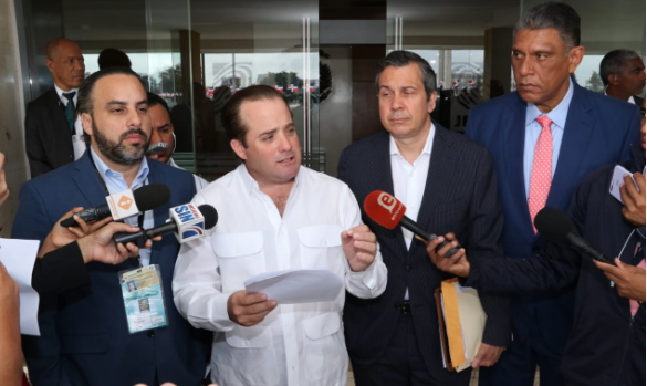 PRM ratifica respaldo a las elecciones del 15 de marzo