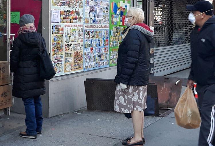 Coronavirus: Por no acatar distanciamiento multas de 500 dólares en NYC