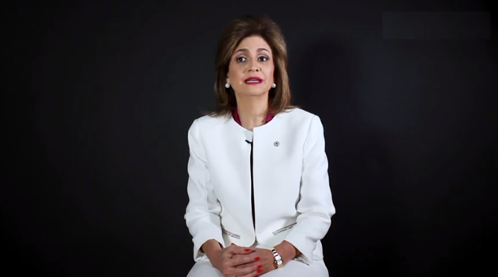 Candidata vicepresidencial PRM al ministro de Salud: Sorprende que no esté bien informado