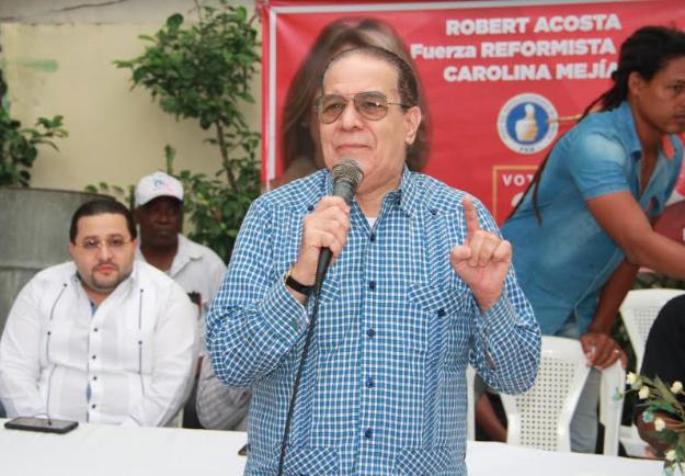 """Movimiento """"Fuerza Reformista"""" respalda a Carolina Mejía"""