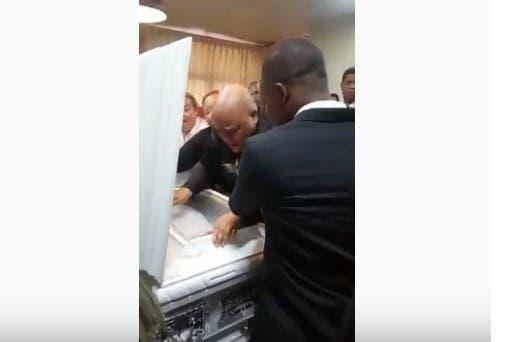 Video: Así le dio El Chino el último adiós a su hijo Yery Pascual Cordero