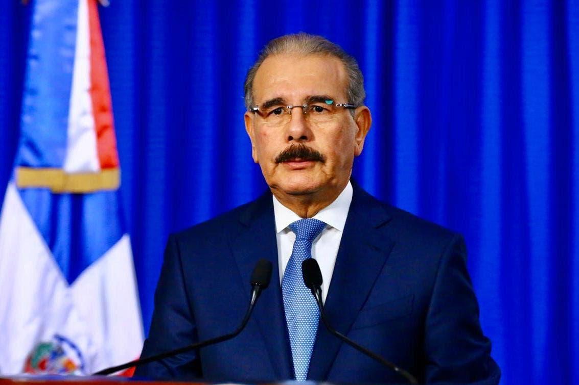 Danilo Medina declara estado de emergencia nacional por coronavirus