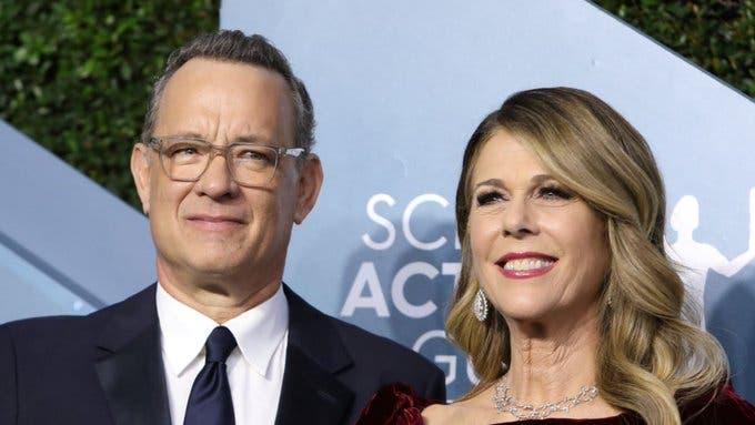 Coronavirus: Tom Hanks y otros famosos que se contagiaron del COVID-19